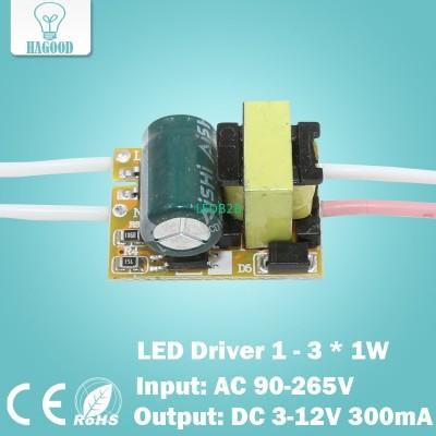 1-3W LED light driver transformer
