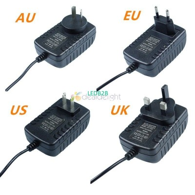 AC100-240V  to DC 12V 2A Adapter
