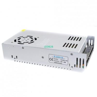 Power Supply 12V 33A 400W LED Str