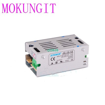 Mokungit 30pcs 12V 1A 12W Aluminu