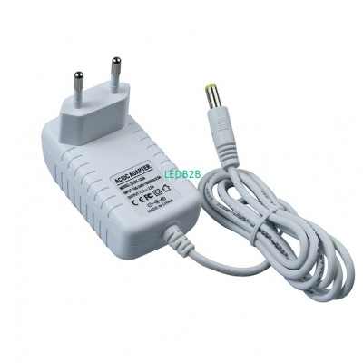 LED Power Adapter 12V 2A switchin