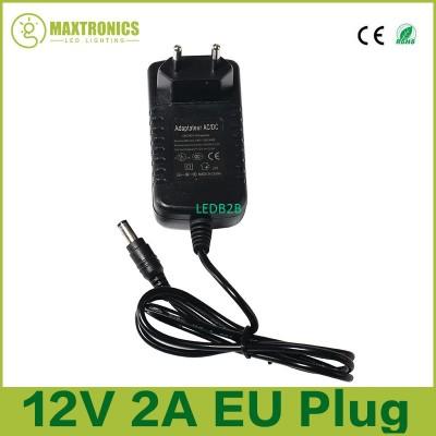 2016 Best quality 12V 2A 24W EU P