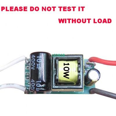 1pcs Input AC 110V~220V 10W 3x3w