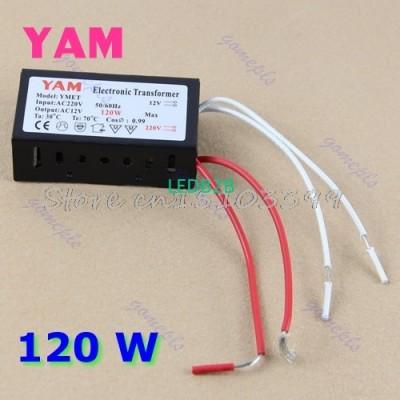 120W 220V Halogen Light LED Drive
