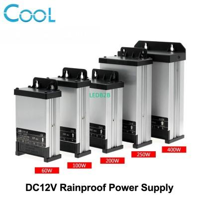 Outdoor Rainproof  DC12V LED Powe