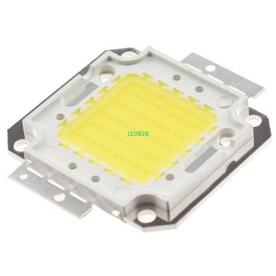 50W High Power White LED Lamp + D