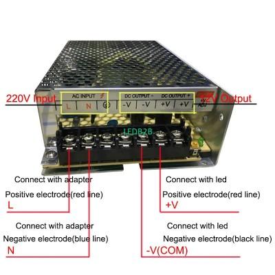 LED transformer power supply  Led