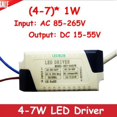 1pcs High Power (4-7)* 1W DC 15-5
