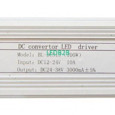 Waterproof 100W LED Driver input