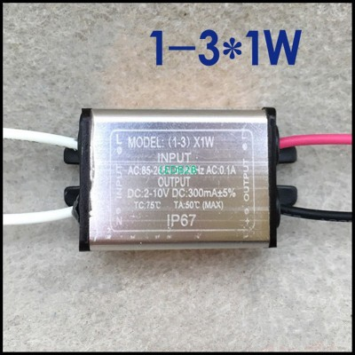 Water Proof Power Supply LED Driv