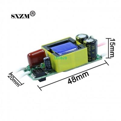 SXZM 10pcs/lot (6-10)x3W led driv