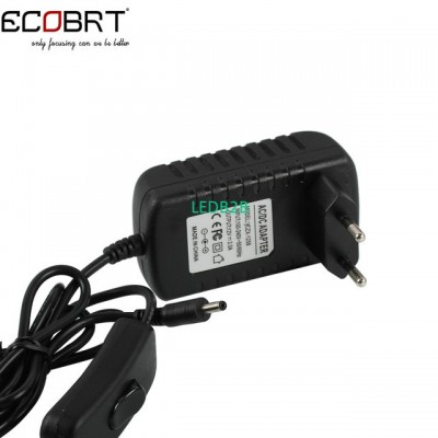 24W Black LED Driver 12v With Roc