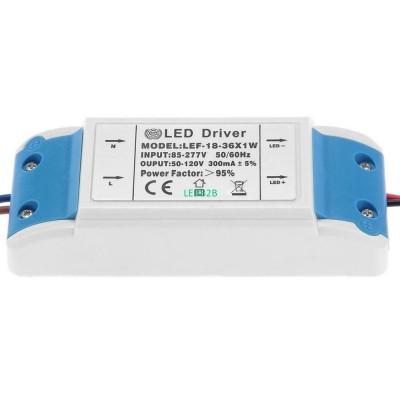 CSS LED Conductor Transformador 2