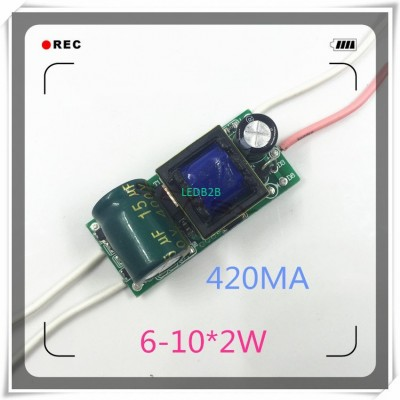 (6~10)*2W 420ma,AC 85~265v High p