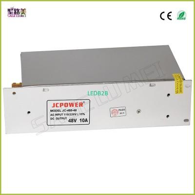 2017 wholesale DC48V 10A 480W Uni