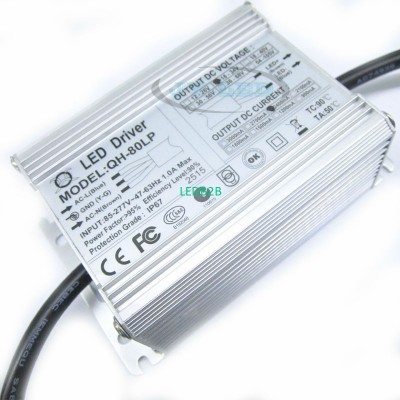Excellent Quality 80W 2400mA LED