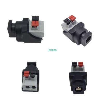 EU/US DC12V 2A adapter+DC Connect