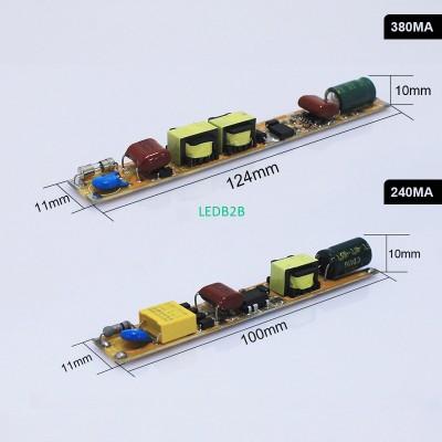 9W 14W 18W  25W 30W LED Tube Driv
