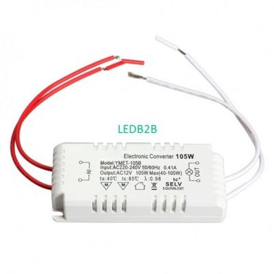 New 105W 12V Halogen Light LED El