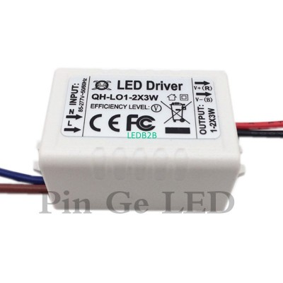 Constant Current LED Driver 1-2x3