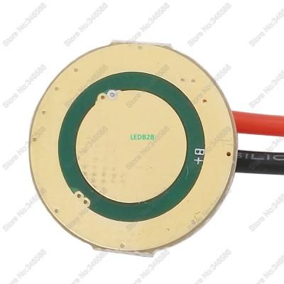16mm Diameter DC3.7V 5 Modes LED