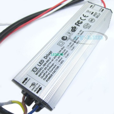 5pcs 60W 1500mA LED Power Supply