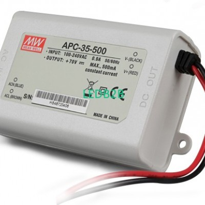 Mean Well APC-35-500 35W 25-70V 5