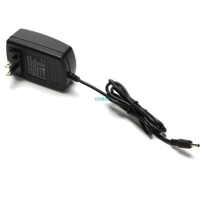 US Plug AC100-240V DC12V/24V 2A P