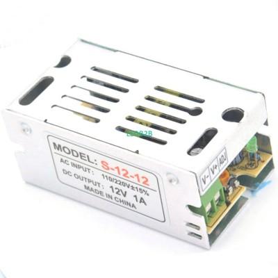 12V 1A LED Strip Power supply led