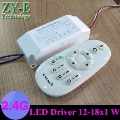 2 set 2.4G Wireless RF Remote Con