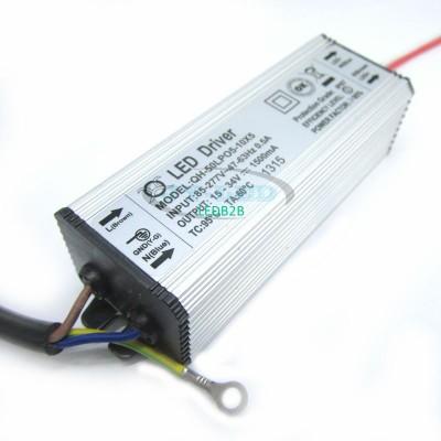 5pcs 5-10x5 1500mA 50W High Power