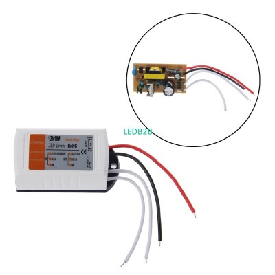 12V 1.5A 18W Power Supply AC/DC A
