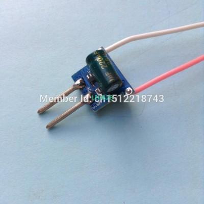 100 PCS/LOT MR16 12V 1-3X1W LED D