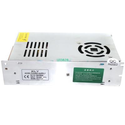 12V 25A LED Strip Power supply 30