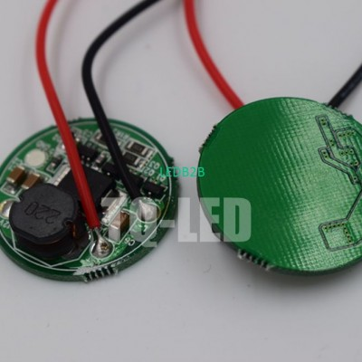 28mm light driver for XHP50 High