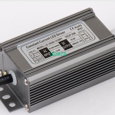 LED 20W 600mA Switching Power Sup