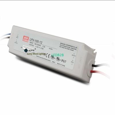 100-240Vac to 12VDC ,100W ,12V8.5
