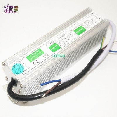 fast shipping 12V 45W 3.75A water