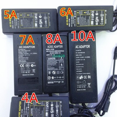 Power adapter supply for led stri