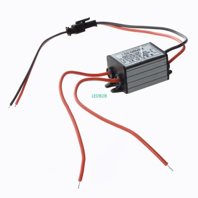 3W LED Lamp Driver Electrical Tra