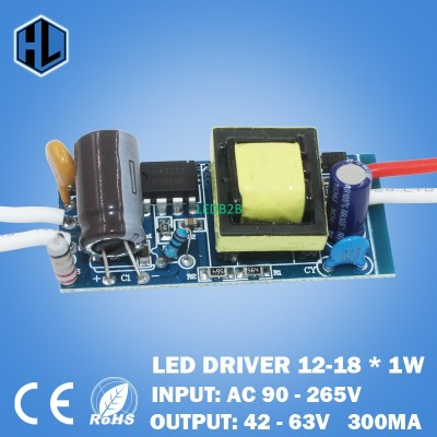 12-18W LED Light Driver Transform