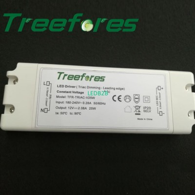 Triac 50W Dimmable LED Driver DC