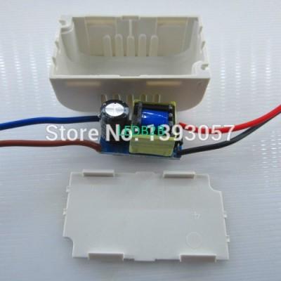 10pcs/lot, 5-10x1W 300mA LED
