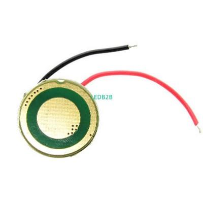 5-Mode 16mm 3.7V input LED Driver