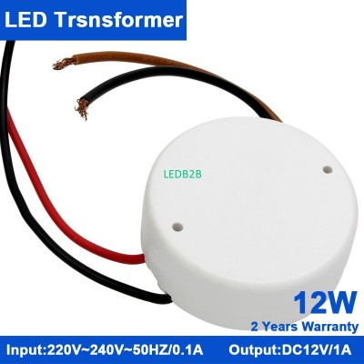 KINDOMLED 30pcs 12W LED Driver Po