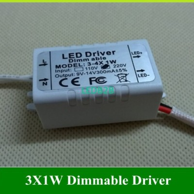 Dimmable LED Driver Ceiling Light