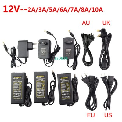LED Power Supply Adapter  DC5V /