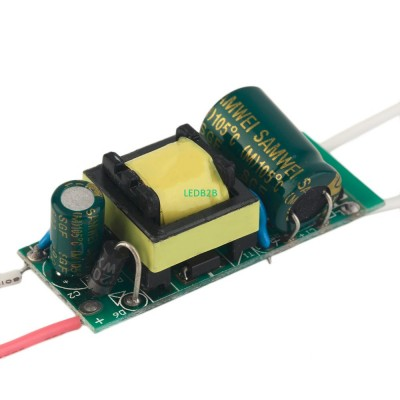 Non-waterproof LED Chip Driver Po
