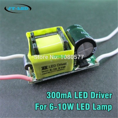 5pcs/lot 300ma 6-10x1W LED D