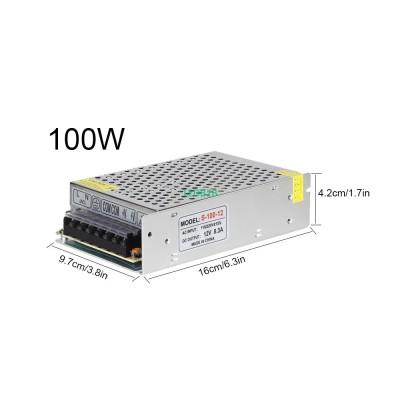 12V 8.3A 100W 110V-220V Lighting